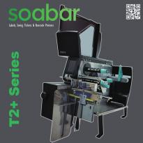 Soabar T2 Plus Series Thermal Washcare Printer