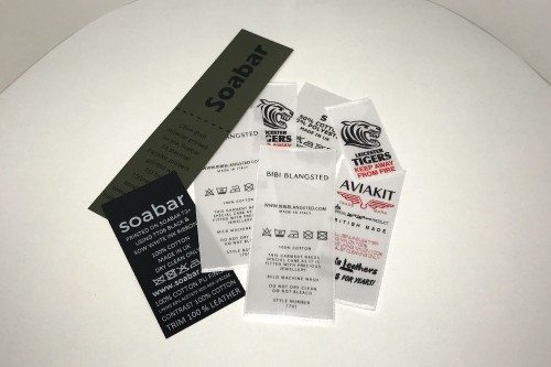 wash care labels